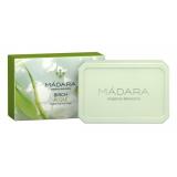 Madara Мыло для лица нормализующее Береза и Морская водоросль Birch & Algae balancing face soap 70 гр 4751009822082