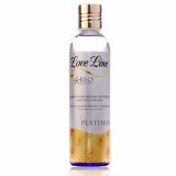 Hlavin Love Line Platinum 2-х фазная смывка для век и губ для женщин на основе женьшеня с лекарственными растениями и витаминами 250мл