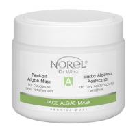 Norel PN 057 Peel-off algae mask for sensitive and couperose skin – альгинатная маска для чувствительной кожи и кожи с куперозом 250 g