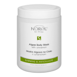 Norel PN 063 Algae body mask with cinnamon – альгинатная маска с корицей для тела 1000g