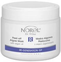 Norel PN 221 RE-Generation GF - Peel-off algae mask with argan oil - алгинатная маска с аргановым маслом 250g