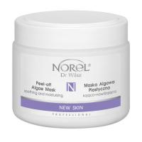 Norel PN 227 New Skin – Soothing and moisturizing Peel-off algae mask – успокаивающая и увлажняющая альгинатная маска для зрелой кожи, рекомендуется после пилинга 250 g