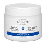 Norel PN 277 Magic Touch – Peel-off algae mask for eye treatments – увлажняющая, снимающая отёчность и темные круги под глазами альгинатная маска 250 g
