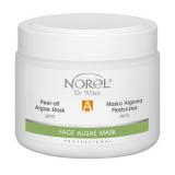 Norel PN 298 Peel-off algae GOLD mask – увлажняющая восстанавливающая и лифтингающая альгинатная маска с золотом для зрелой кожи 250 g