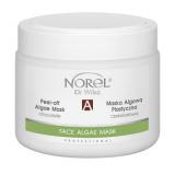 Norel PN 301 Peel-off algae mask relaxing with chocolate– маска для всех типов кожи, рекомендуется для ароматерапевтических процедур 250 g