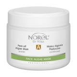 Norel PN 304 Peel-off algae mask lifting with wheat protein – восстанавливающая протеиновая альгинатная маска для чувствительной кожи, рекомендуется после чистки и чрезмерного перебывания на солнце 250 g