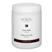 Norel PN 306 Coffee body mask – Coffee SPA – кофейная Гелевая маска для тела, рекомендуется для антицеллюлитных программ 1000g