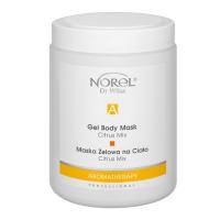Norel PN 351 Citrus Mix gel body mask – Aromatherapy – Гелевая маска для тела с цитрусовой смесью, рекомендуется для антицеллюлитных процедур 1000g