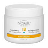 Norel PP 086 Body peeling with mariGOLD extract – кремовый пилинг для тела с экстрактом календулы для всех типов кожи 500g