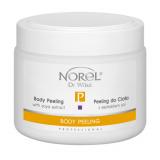 Norel PP 088 Body peeling with soya extract – кремовый пилинг для тела с экстрактом сои для зрелой и нуждающейся в восстановлении кожи 500g