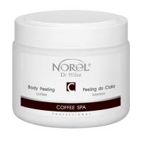 Norel PP 305 Coffee body peeling – кофейный скраб для спа-, оздоровительных, антицеллюлитных процедур для похудения 500мл