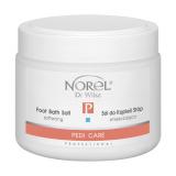 Norel PS 385 Softening foot bath salt – Pedi Care – размягчающая соль для ванночек 550 g