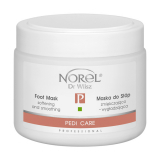 Norel PN 387 Softening and smoothing Foot Mask – Pedi Care – размягчающая маска для ног 500g