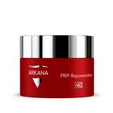 Arkana 52006 PRP Rejuvenator - высококонцентрированный омолаживающий крем с эффектом плазмолифтинга с пептидами (W3 Peptide и GHK-Cu), маслом Чиа, Инка Инчи, скваленом, витамином Е. 50мл