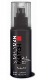 Nouvelle 3 in 1 Perfomance Lotion Лосьон укрепляющий для волос для мужчин SIMPLY MAN