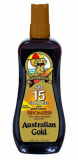 Australian Gold Spray Gel bronzer SPF 15 Спрей-Гель с бронзантом для загараз на солнце