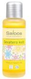 Saloos массажное масло ДЕВЯТЬ цветов
