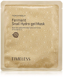 Tony Moly TIMELESS FERMENT SNAIL GEL MASK 8806358511999