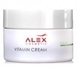 Alex Cosmetic Vitamin Cream укрепляющий, питательный крем для сухой и чувствительной кожи 50 ml