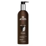 Angel Professional MAN-04 Кондиционер для ежедневного использования с экстрактом Аргана для всех типов волос 400 мл.