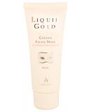 Anna Lotan Liguid Gold Золотая маска Кремоваяя омолаживающая питательная маска, не требует смывания для ухода за орбитальной зоной 60мл