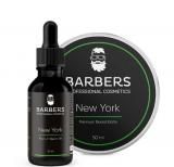 Barbers Professional Cosmetics Barbers Набор для ухода за бородой New York 30 мл + 50 мл