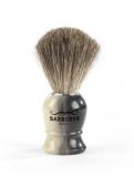 2320 Barburys Кисть для бритья BARBURYS GREY HORN 5412058189104