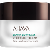 Ahava Beauty Before Age Uplifting night cream for face, neck & decollete Лифтинговый ночной крем 50 мл 697045154494