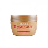 Beaver Professional Маска для глубокого Питания поврежденных волос с маслом Марулы NATURAL PURE SERIES 250мл