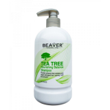 Beaver Professional Шампунь с маслом Чайного дерева TEA TREE 600мл