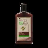 Шампунь с оливковым маслом и экстрактом жожоба Для нормальных и сухих волос Sea of Spa Shampoo for Normal & Dry Hair enriched with Olive & Jojoba  400мл 7290013761361