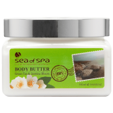 Сливки для тела с ароматом Жасмина и Зеленого чая Sea of Spa Body Butter Green Tea & Jasmine Bloom 350мл 7290012934322