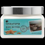 Сливки для тела с ароматом Океан Sea of Spa Body Butter Ocean 350мл 7290012934377