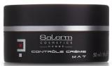 Salerm HOMME Моделирующий матовый крем для волос