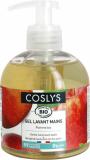 Coslys Нежный гель для мытья рук с органическим яблоком GENTLE HAND WASH APPLE 300мл 3538394651517