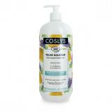 Coslys Нежный гель для мытья рук с органическим лимоном и лавандой GENTLE HAND WASH LEMON LAVENDER 1L 3538396516203