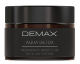 Demax Детокс ночной аква флюид 50мл