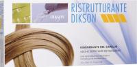 Dikson Ristrutturante Реструктурирующий Комплекс в ампулах керотин, протеины шелка-поврежденные волосы, воспаленная кожа головы 12х12 мл