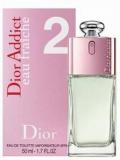 Christian Dior Addict 2 Eau Fraiche старый дизайн