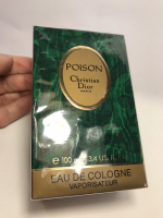 Christian Dior Poison Vintage первый выпуск EDC 100мл