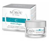 Norel DK AteloCollagen - Smoothing collagen cream - увлажняющий крем с морским коллагеном, разглаживающий морщины 50мл
