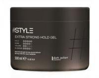 Dott. Solari Black Line Гель экстрасильной фиксации 500 мл Extra strong hold gel