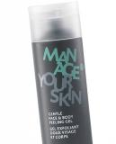 Dr.Spiller Gentle Face & Body Peeling Gel Гель-пилинг для лица и тела 150 ml