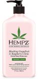 Hempz Blushing Grapefruit & Raspberry Cream Moisurizer/ увлажняющее растительное Молочко для тела Грейпфрут- Малина
