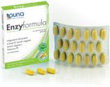 Guna Биологически активный Комплекс Enzy formula Энзиформула (комплекс ферментов) 20 таблеток по 1,18 g