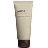 Ahava Exfoliating Cleansing Gel Men Отшелушивающий очищающий гель для лица 100мл 697045155477