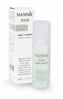 Nannic Foot repair complex, 30 ml Восстанавливающий крем для ног