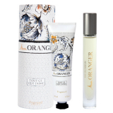 Fragonard Mon Oranger HAND CREAM AND EAU DE PARFUM tube 30 ml + natural spray 7.5 ml