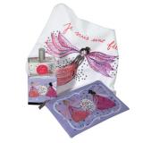 Fragonard Набор Eau des Fees (spray 50 ml + towel + case)