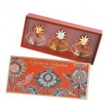 Fragonard Solid Perfumes Miniatures Collector set of 3 eaux de perfumes 3 x 7 ml